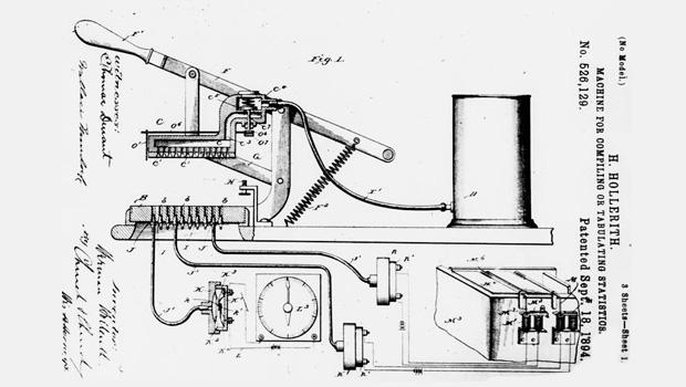 first_ibm_patent